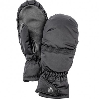 Skihandsker - Hestra Primaloft Leather Female Mitt