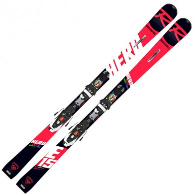 Ski - Rossignol HERO ELITE PLUS Ti