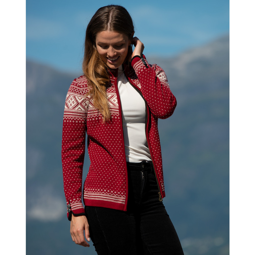 VALLE WOMEN'S JACKET (ROSERØD)